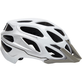 Alpina Mythos 3.0 Casco, white-silver